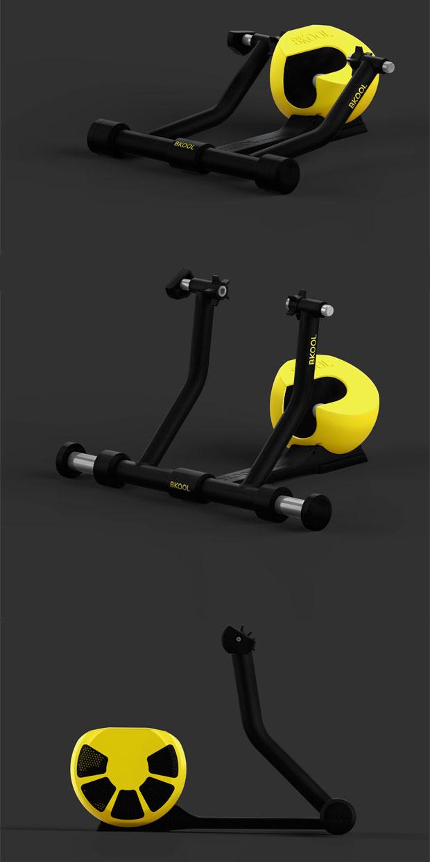 En TodoMountainBike: Más silencioso, más estable, más polivalente e igual de eficaz: llega el rodillo Bkool Smart Pro 2