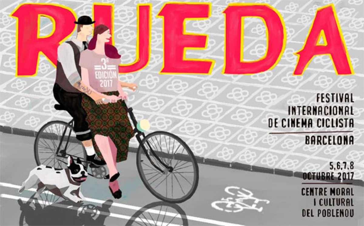 En TodoMountainBike: Rueda, el Festival de Cine Ciclista de Barcelona, regresa cargado de novedades