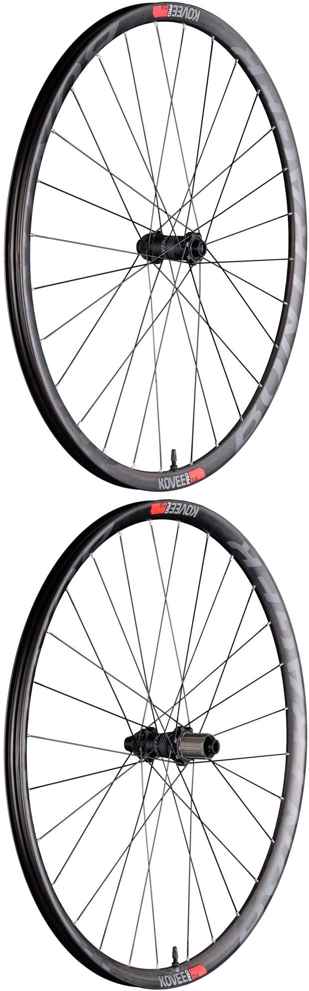 En TodoMountainBike: Bontrager Kovee Pro TLR, nuevas ruedas de carbono versátiles y ligeras orientadas al XC