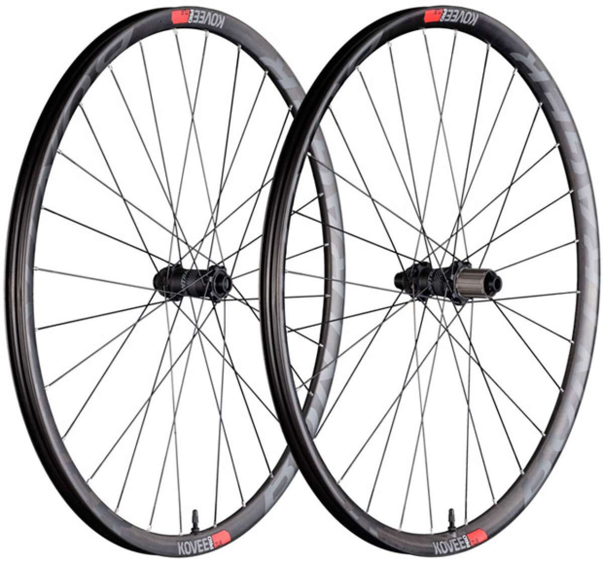 Bontrager Kovee Pro TLR, nuevas ruedas de carbono versátiles y ligeras orientadas al XC