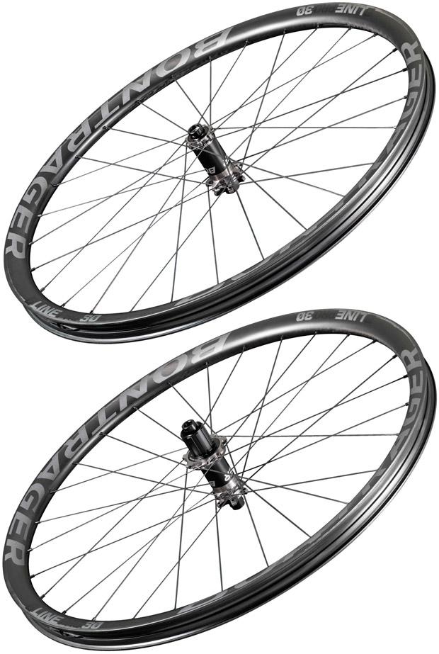 En TodoMountainBike: Bontrager Line Pro 30 TLR, ruedas de carbono para Trail/Enduro a precio accesible