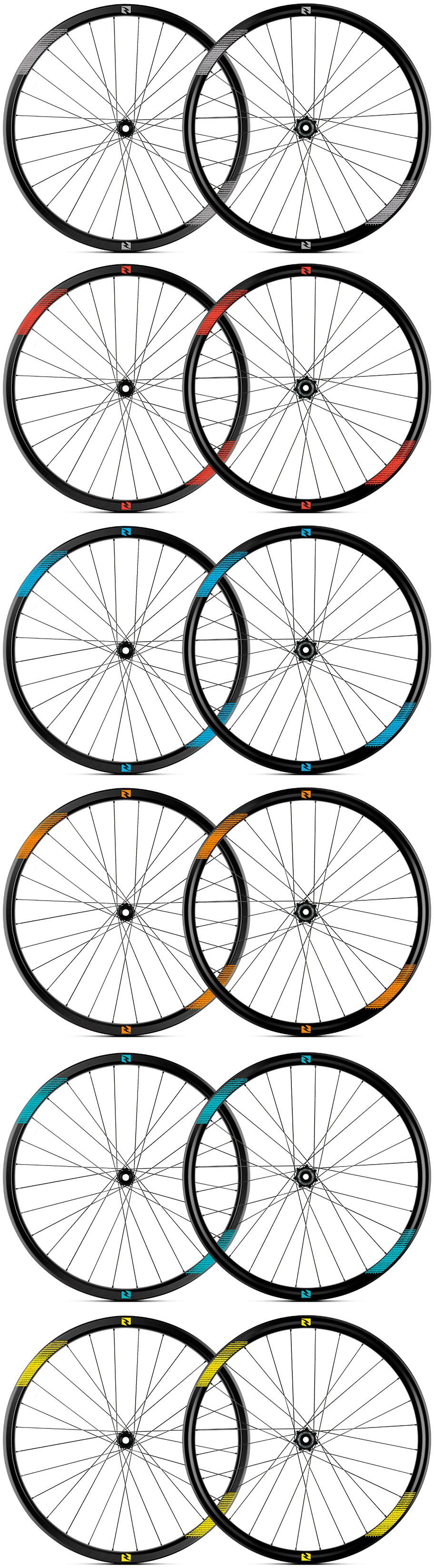En TodoMountainBike: Perfil ancho y garantía de por vida para las ruedas de carbono Reynolds TR S 2018