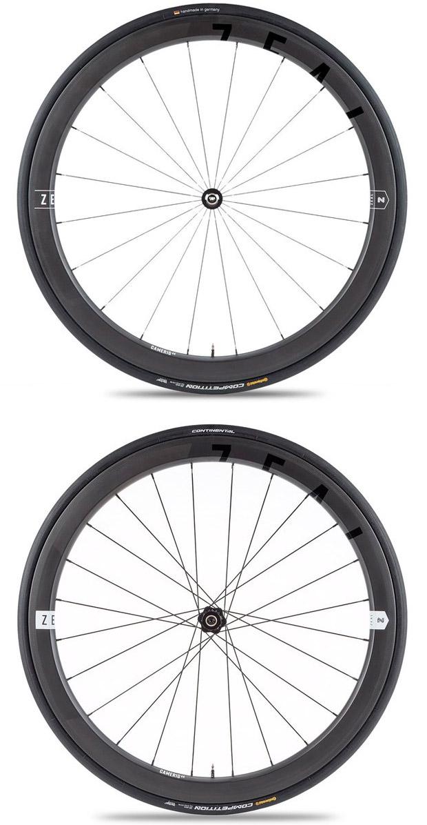 En TodoMountainBike: ZEAL Cycling, ruedas de carbono de alto rendimiento listas para montar y rodar