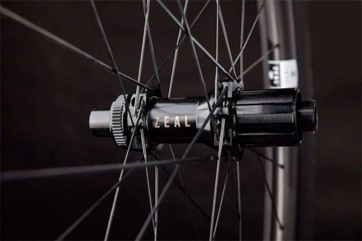 ZEAL Cycling, ruedas de carbono de alto rendimiento listas para montar y rodar