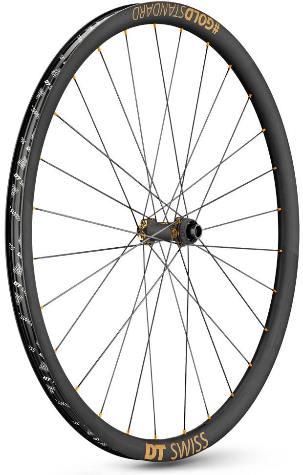 En TodoMountainBike: DT Swiss XMC 1200 Spline #GOLDSTANDARD Edition, las ruedas de Nino Schurter