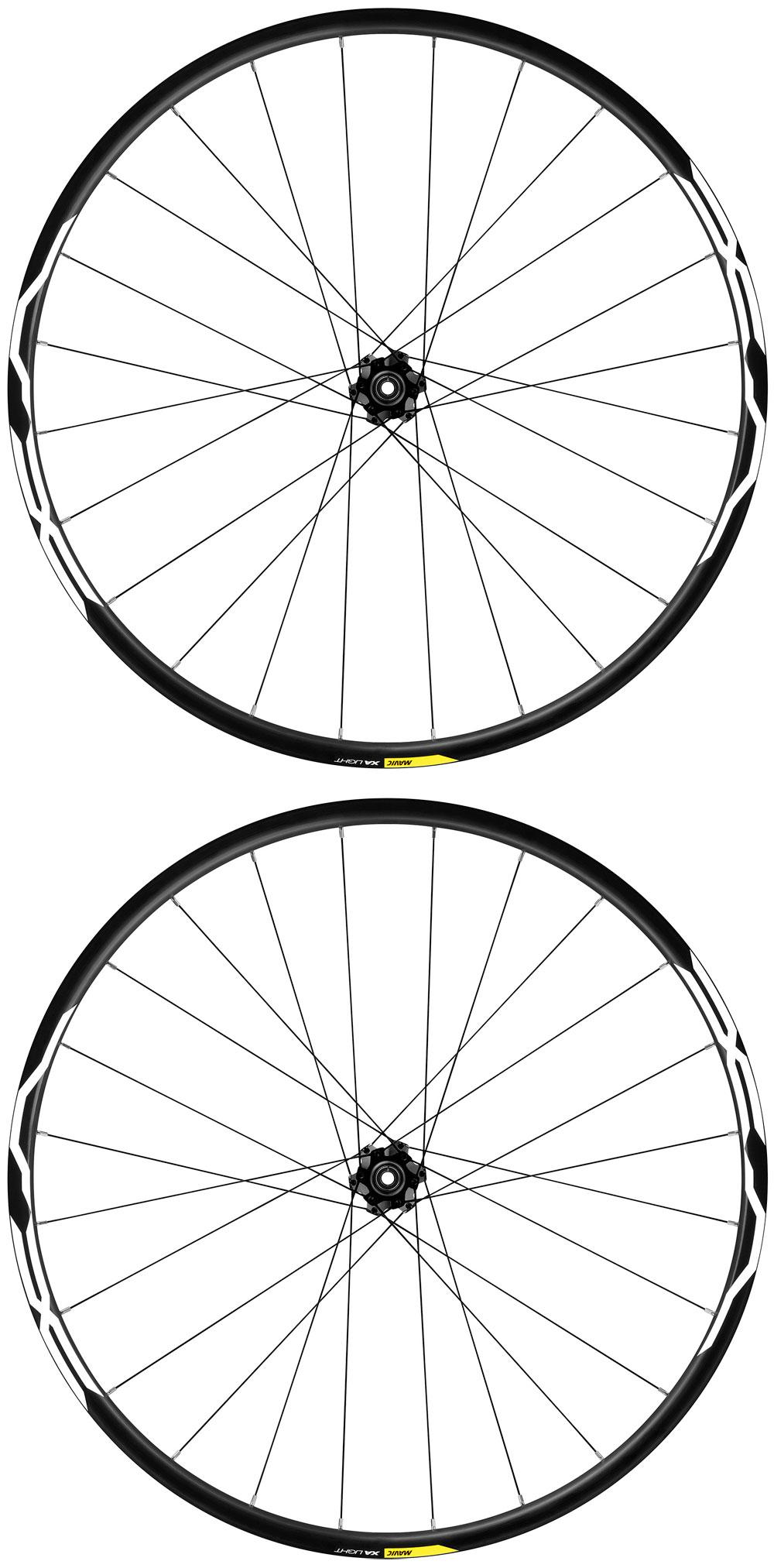 En TodoMountainBike: Versión económica para las ruedas Mavic XA y diámetro 27+ añadido a la colección