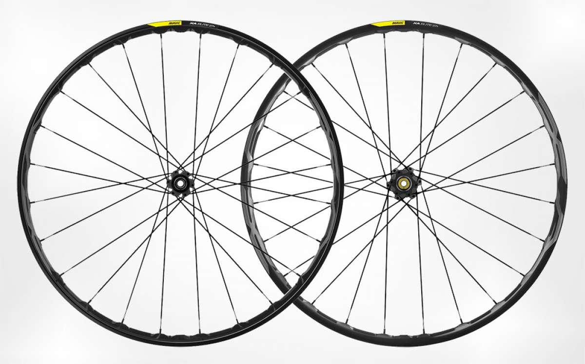 Versión económica para las ruedas Mavic XA y diámetro 27+ añadido a la colección