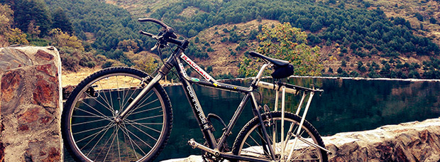 La foto del día en TodoMountainBike: 'Ruta Heidi por el valle del Ambroz'