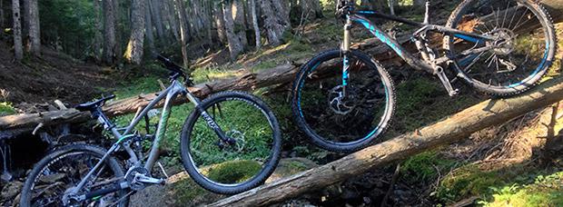 La foto del día en TodoMountainBike: 'Pedals de Foc'