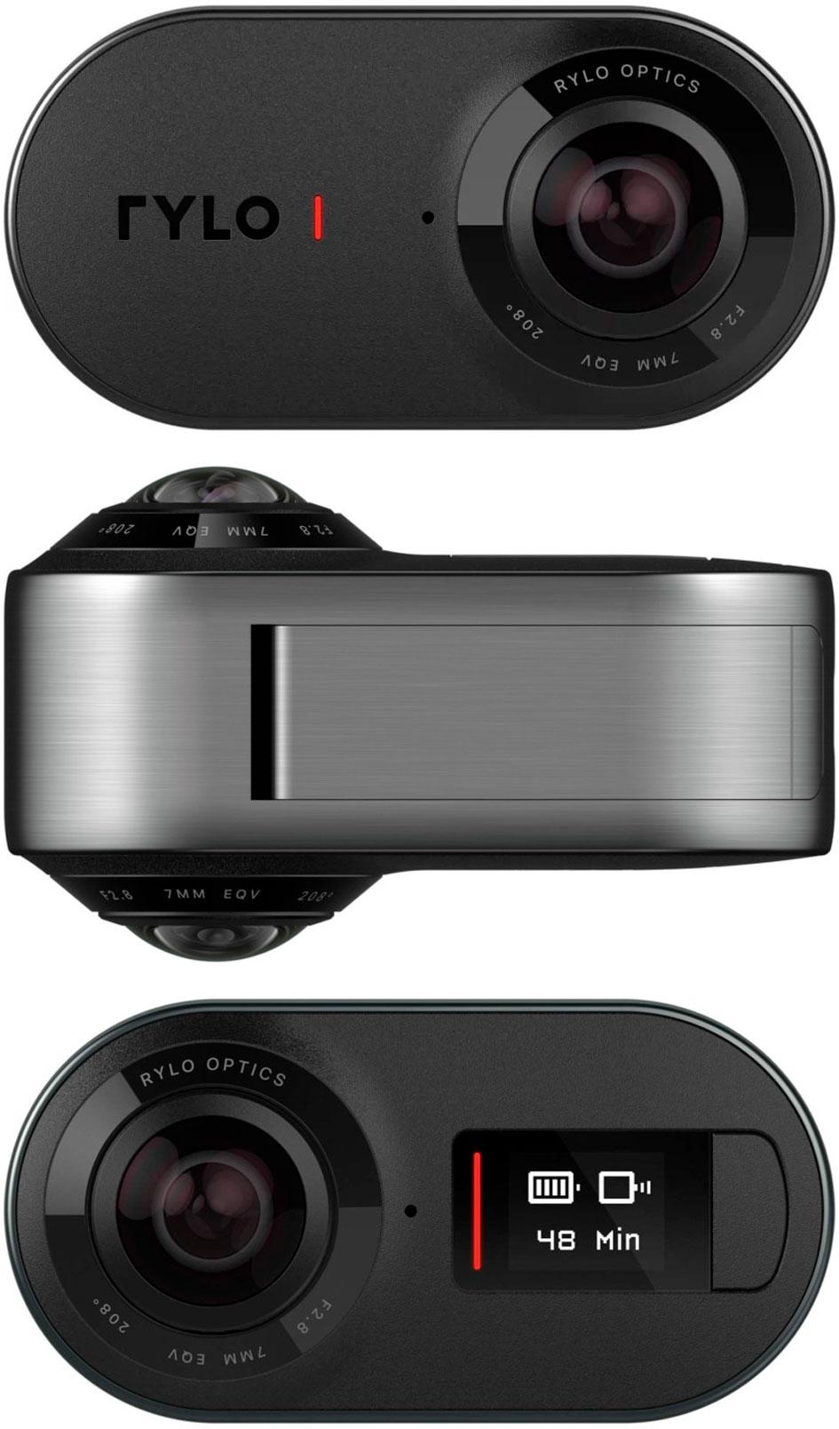 En TodoMountainBike: Rylo, una cámara de acción 360º que quiere hacerse un hueco entre Garmin y GoPro