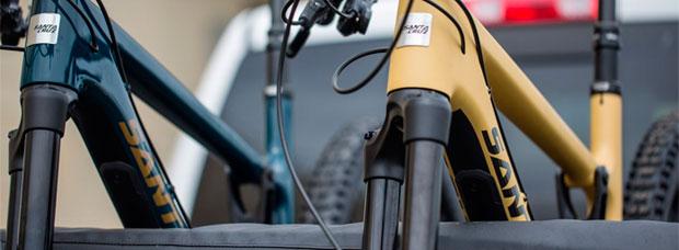 Santa Cruz Nomad v4 de 2018: más recorrido y sistema de suspensión heredado de la V10