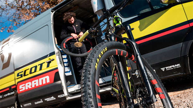 En TodoMountainBike: Presentación del SCOTT-SRAM MTB Racing Team, el equipo XCO de referencia en el Mountain Bike