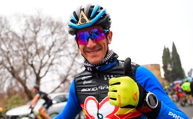 La segunda etapa de la Andalucía Bike Race 2017 con el Primaflor-Mondraker-Rotor Racing Team