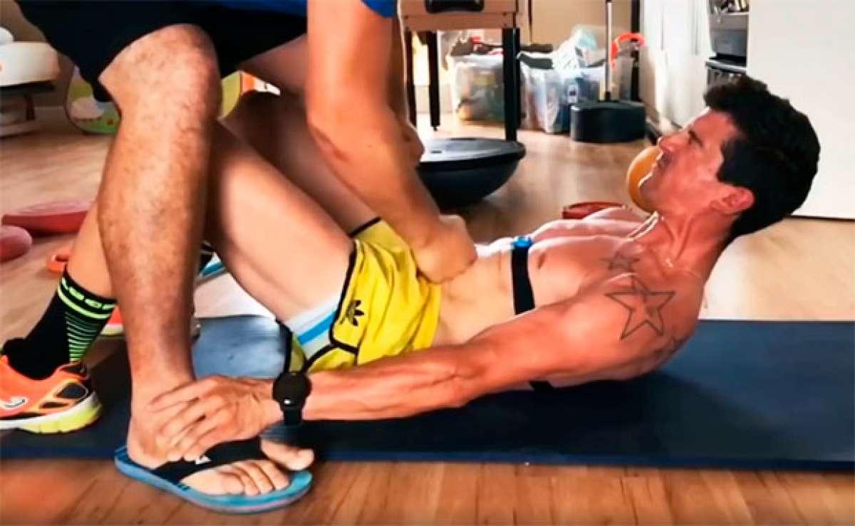 En TodoMountainBike: Así se entrena el medallista olímpico Carlos Coloma