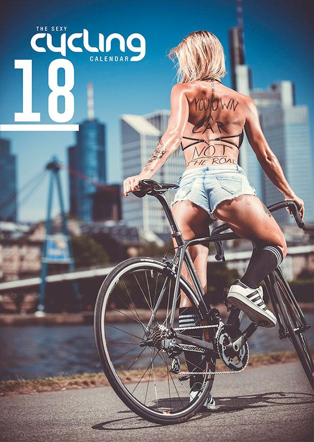 Presentado el sensual Sexy Cycling Calendar 2018
