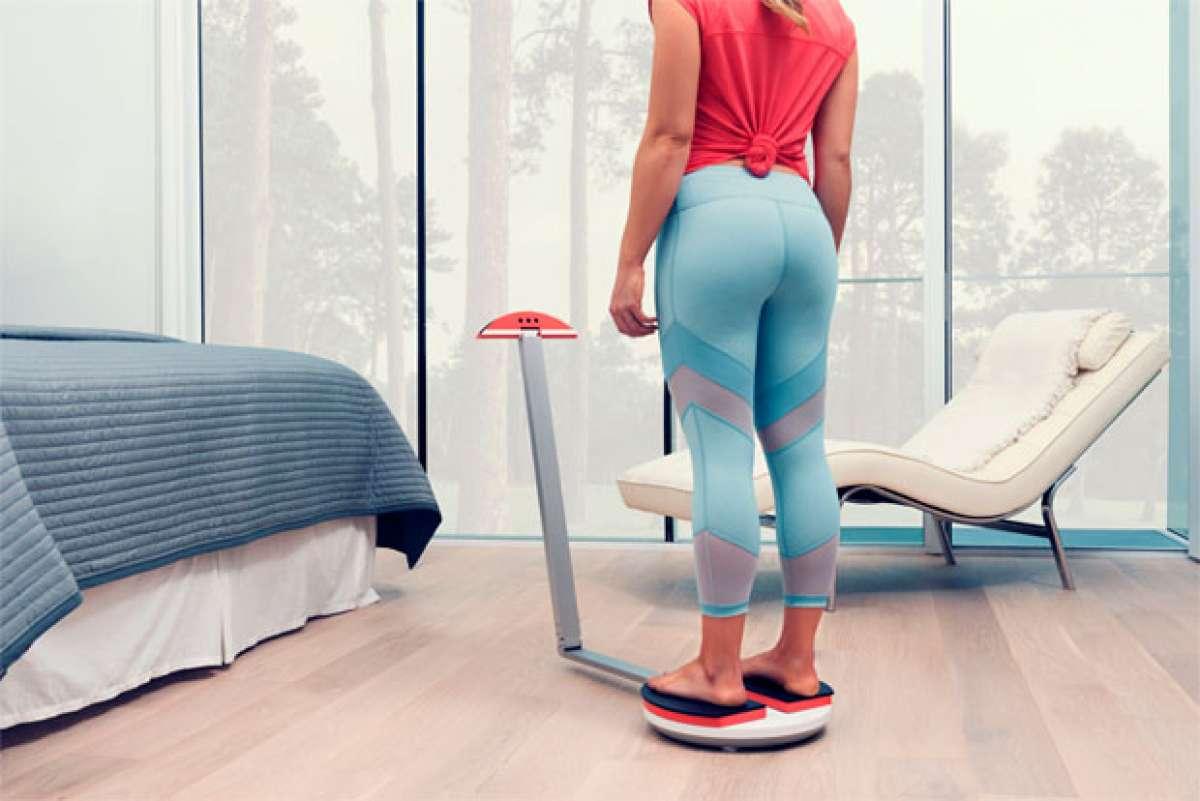 En TodoMountainBike: ShapeScale, una báscula capaz de escanear el cuerpo y analizar los cambios físicos