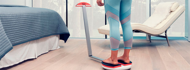 ShapeScale, una báscula capaz de escanear el cuerpo y analizar los cambios físicos