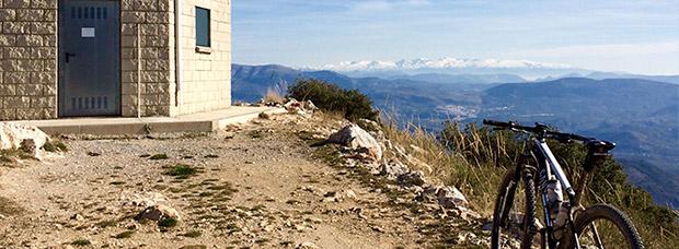 La foto del día en TodoMountainBike: 'Sierra Ahillos (Alcaudete)'