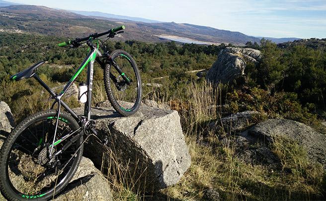 La foto del día en TodoMountainBike: 'Sierra do Xures'