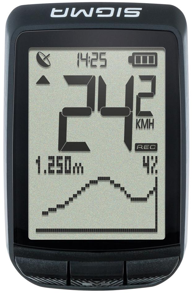 En TodoMountainBike: Sigma Pure GPS, con navegación básica y perfil gráfico de altitud a un precio irresistible