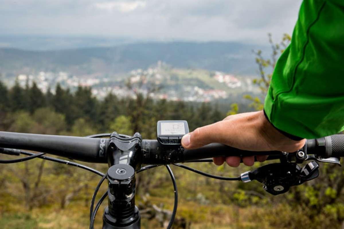 Sigma Pure GPS, con navegación básica y perfil gráfico de altitud a un precio irresistible
