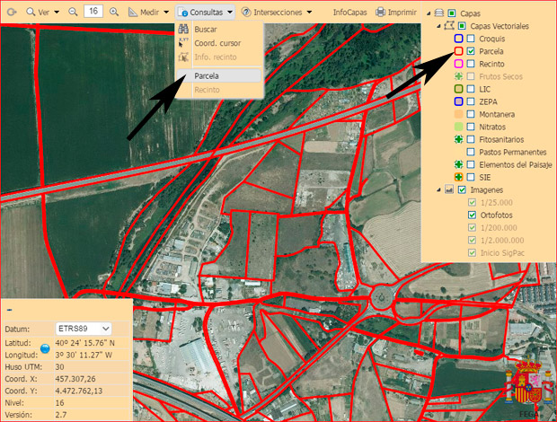 En TodoMountainBike: SIGPAC, una útil herramienta online para saber si un camino es público o privado