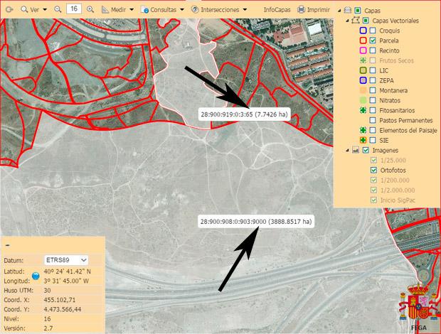 En TodoMountainBike: SIGPAC, una útil herramienta online para saber si un camino es público o privado en España