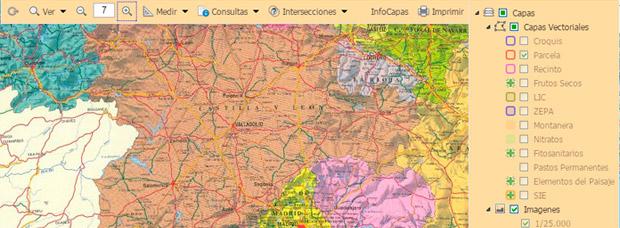 SIGPAC, una útil herramienta online para saber si un camino es público o privado