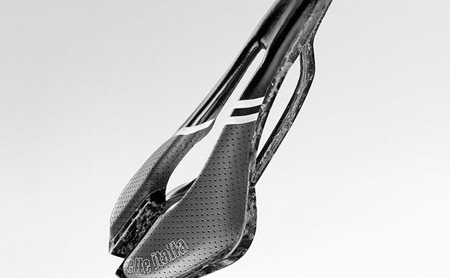 Estética futurista y peso ultraligero para el nuevo sillín Selle Italia SP-01