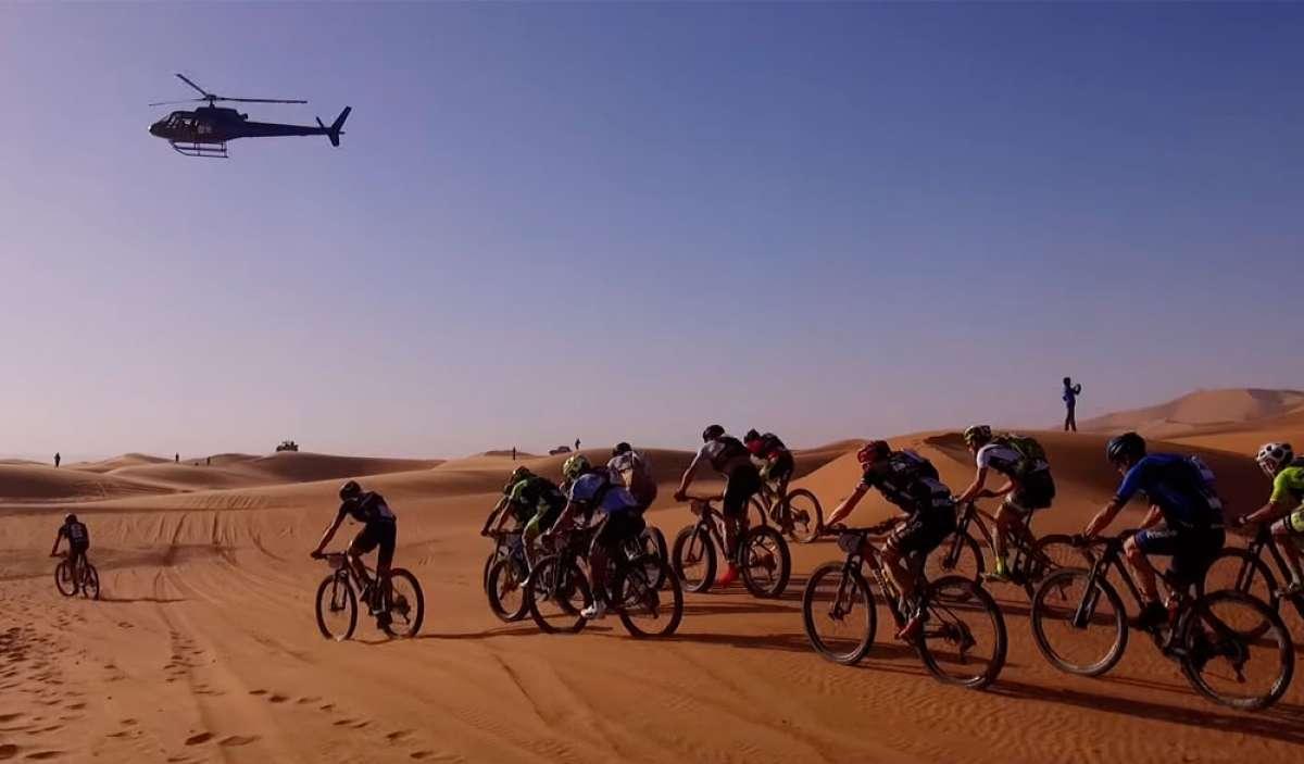"""""""Soy el Desierto"""", un emotivo documental sobre la Titan Desert 2017 digno de Hollywood"""