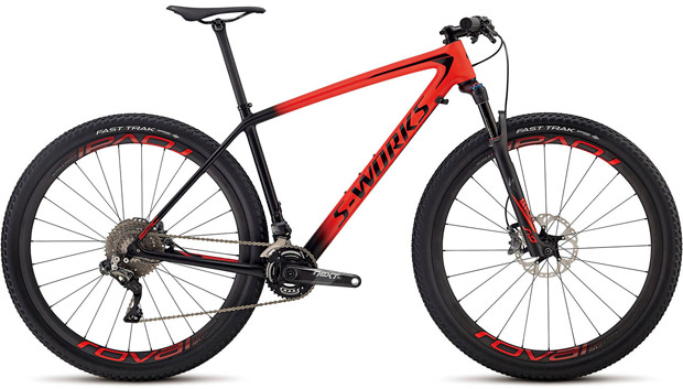 En TodoMountainBike: Specialized S-Works Epic HT 2017, ya a la venta