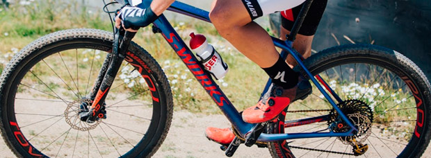 La Specialized S-Works Epic HT de 2017 en acción