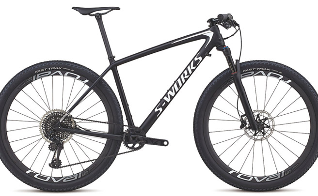 Specialized S-Works Epic HT 2017, ya a la venta