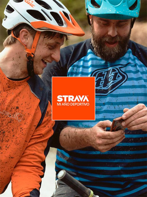 En TodoMountainBike: 'Mi año deportivo', el resumen de nuestra actividad anual en Strava en un vídeo para compartir