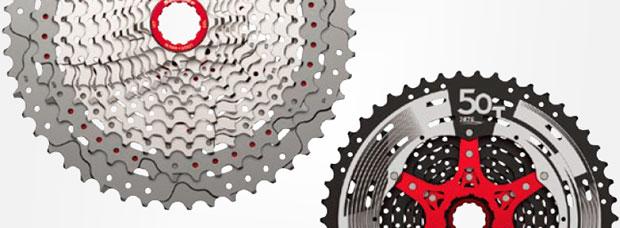 Más opciones para disfrutar de una transmisión de 12 velocidades: llega la gama SunRace MZ 12-Speed
