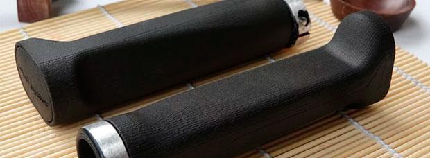 Sushi Grips, unos puños diseñados para optimizar el agarre en cada dedo de forma individual