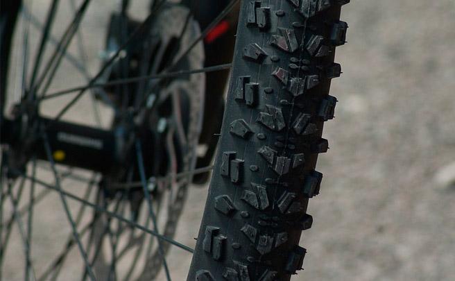 Tabla orientativa de presiones óptimas para neumáticos de bicicleta