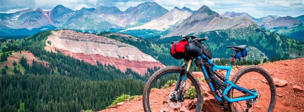 Colorado Trail Race 2017, una épica aventura de Mountain Bike para ciclistas autosuficientes