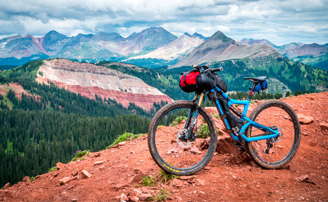 Colorado Trail Race 2017, una épica aventura de Mountain Bike para ciclistas autosuficientes