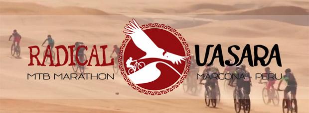 'Teaser' de la Fuxion Radical Uasara MTB Marathon 2017, la 'Titan Desert' de Perú