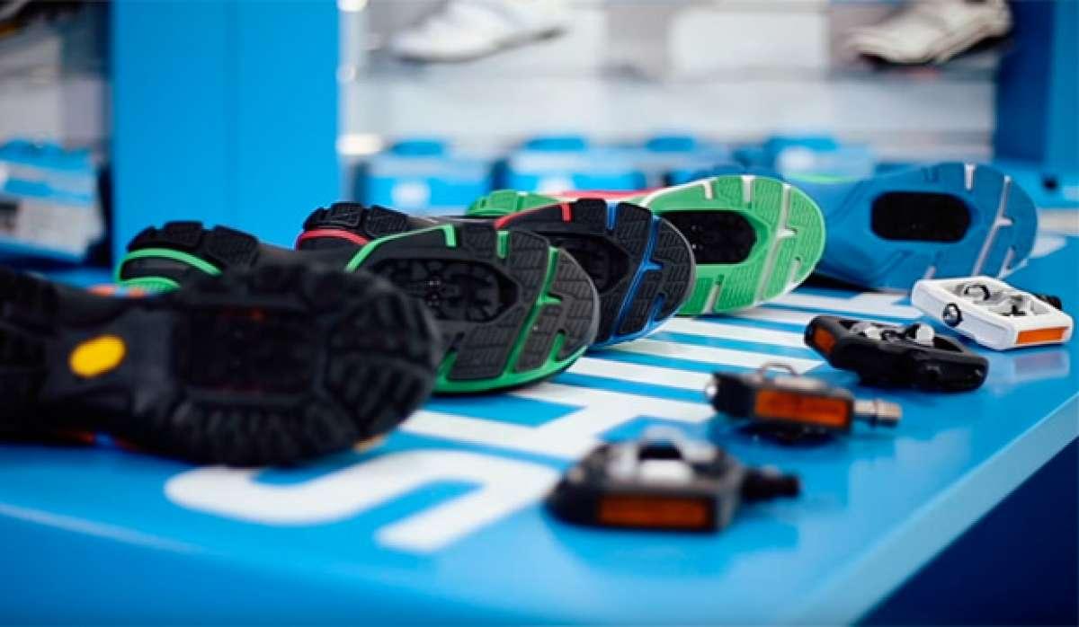 """Para iniciarse en los automáticos con éxito: los pedales Shimano Click""""R"""