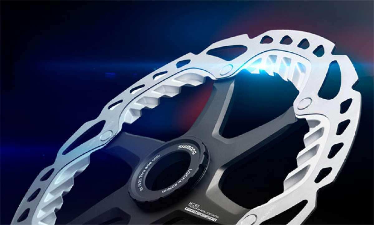 En TodoMountainBike: La tecnología ICE Tech de los frenos de Shimano, al detalle