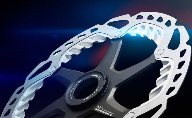 La tecnología ICE Tech de los frenos de Shimano, al detalle