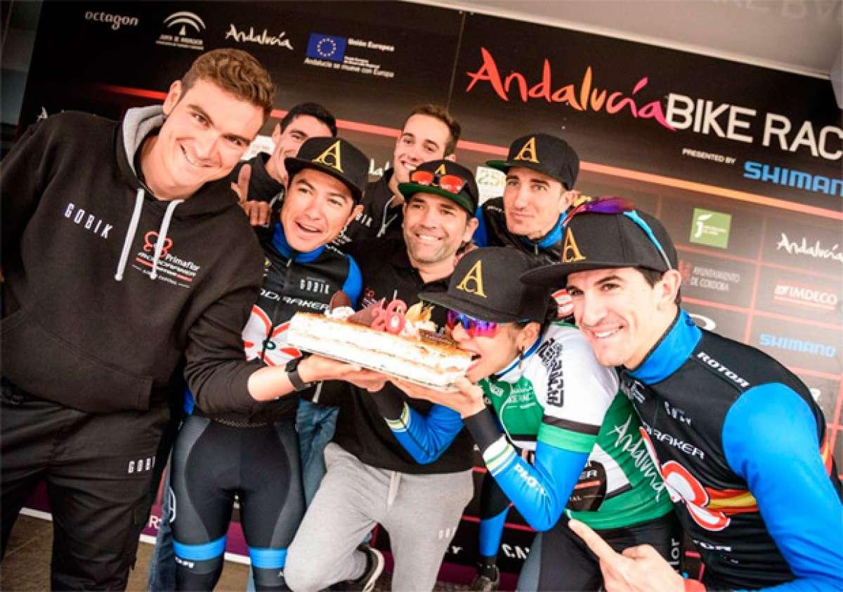 En TodoMountainBike: La tercera etapa de la Andalucía Bike Race 2017 con el Primaflor-Mondraker-Rotor Racing Team