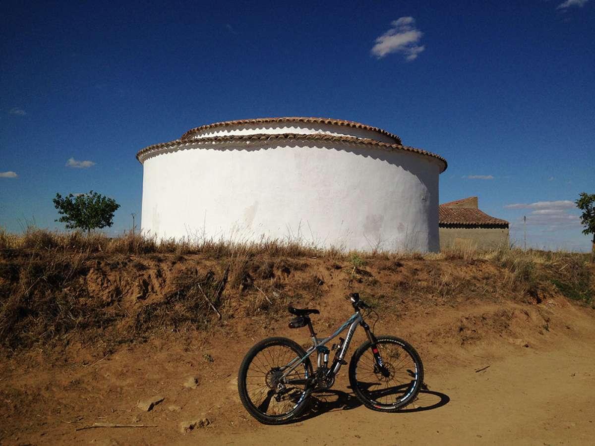 """La foto del día en TodoMountainBike: """"MTB por Tierra de Campos"""""""