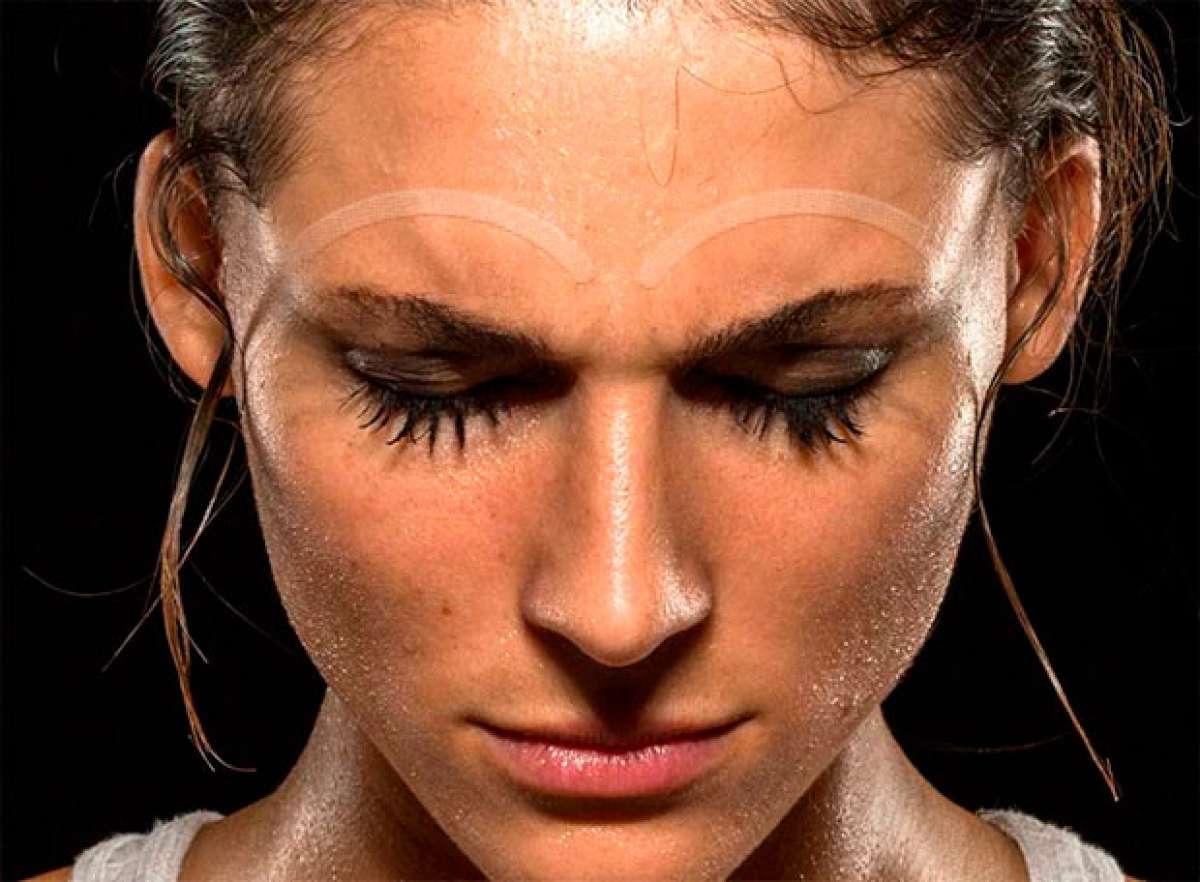 Adiós al sudor en los ojos con las tiras adhesivas Wicks Vision Strips