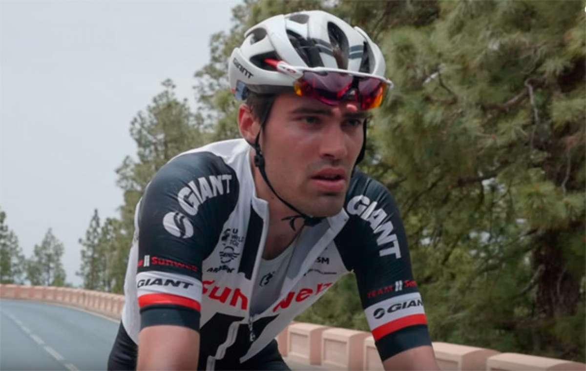 """En TodoMountainBike: Tom Dumoulin, antes de ganar el Giro de Italia 2017: """"Ser bueno escalando y en contrarreloj es posible"""""""