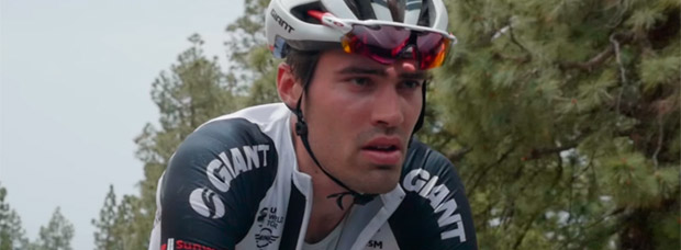 """Tom Dumoulin, antes de ganar el Giro de Italia 2017: """"Ser bueno escalando y en contrarreloj es posible"""""""