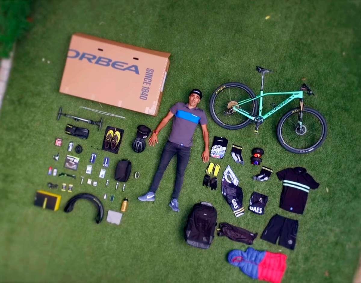 ¿Cómo empaquetar una bicicleta para viajar en avión? Tomi Misser nos lo explica