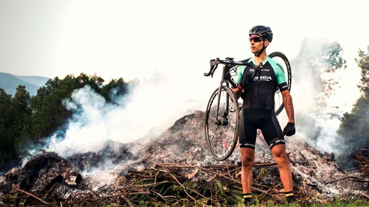Así convierte Tomi Misser una Orbea Terra en una máquina para competir en ciclocross